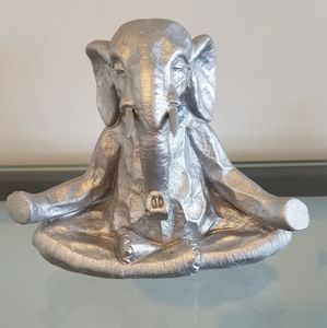 Other - LUCKY ZEN ELEPHANT STATUE SMALL